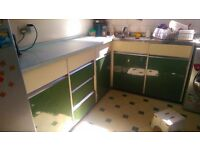 FREE Wrighton Traditional Wooden Kitchen (Wall , Base & Tall Units, Sink Unit, Worktop, Drawers
