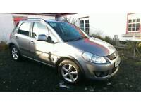 Suzuki sx4, 2007, diesel. Bargain for reliable and economical family car