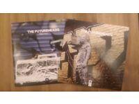The Futureheads 'Radio Heart' 7 inch Coloured Vinyl Single Collection