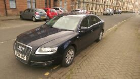 Swapping my Audi a6