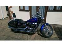 Cruiser, honda Shadow 750cc