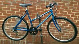 "Men's Or Lady's Raleigh Azure 26"" Wheels Bike"