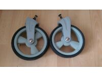 Stokke Xplory V3 wheels-can post
