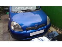 Toyota Yaris parts Alloys Wheels all parts