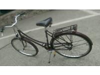 Ladies Town bike Vintage (Raleigh Cameo)