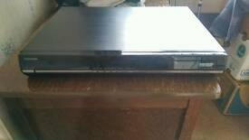 Toshiba hd player