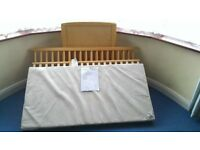 Somerset Cotbed - With Mattress 140 x 70 cm