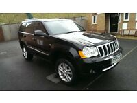 (59) Jeep Grand Cherokee 'OVERLAND' 3.0 V6 CRD Auto - FSH 113k miles