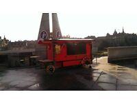 Food Van, Burger Van, Catering unit, Mobile Kitchen