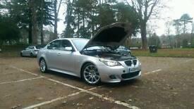 BMW 525d msport 2008