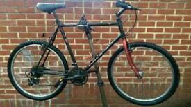 "Raleigh Outland 26"" Wheels 23"" Frame"