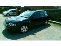 Audi a4 diseal 1.9tdi est no mot end tax 2002 good working conditions OK
