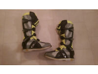 acerbis X-Pro V boots size 44 only used twice from new! sidi alpinestars gearne