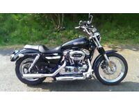Harley Davidson 1200 Sportster...
