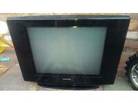 "SAMSUNG TV CW-21Z573N 21.3"" LCD"