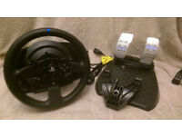 Thrustmaster T300 Wheel - PS3 - PS4 - PC