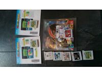 Choice of 3DS and DS games for sale no boxes