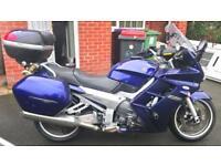 For sale Yamaha fjr1300 motorbike