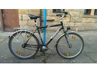 Bike with hub dynamo and hub gears (delivery available)