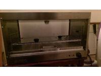 Burco PC60 Heated Pie Cabinet