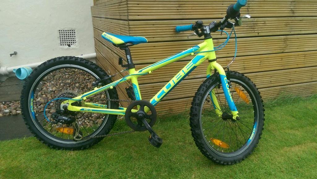 cube race 200 kids mountain bike in stirling gumtree. Black Bedroom Furniture Sets. Home Design Ideas