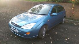 Ford focus LX 1.6 2001