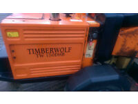 Timberwolf 150DHB Woodchipper