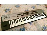 ROLAND RS5 synthesizer. Excellent condition.