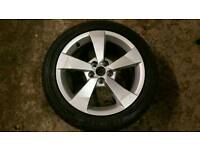 "Audi A1 16"" Alloy Wheel"