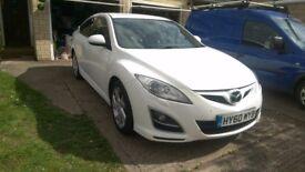 Mazda 6 High Sport White Pearl diesel