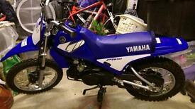 Yamaha Peewee 80 bike
