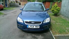 05 FORD FOCUS 1.6 GHIA, SUPERB CONDITION, DRIVES PERFECT, 2 OWNERS, LONG MOT