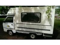 Bedford Rascal Campervan