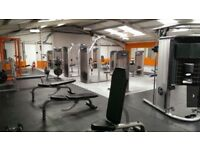 Precor Commercial Gym Equipment - 3 years old
