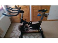 Body Sculpture BC4626 Pro Racing Studio Exercise Bike