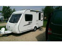 2 birth caravan for sale