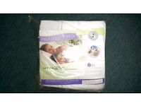 BRAND NEW KING SIZE BED / MATTRESS PROTECTOR ALLERGY FREE AND BUG LOCK