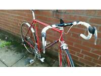 RACING BIKE GRAHAM WHEICH REYNOLDS 531 16 SPEEDS