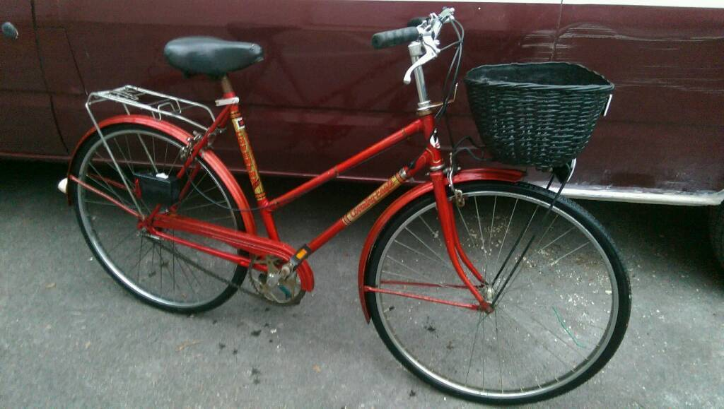 Ladies Town bike (COVENTRY EAGLE)