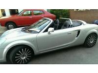 Toyota MR2 Roadster CONVERTIBLE