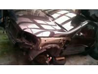 Breaking 2x Black Corsa C SXI (1.2, 1.4 Twinport