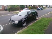 VW Volkswagen Golf GTI 2.0 litre, **BRAND NEW MOT, ONLY 97K MILEAGE** £900ono