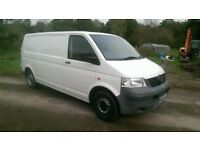 Volkswagen Transporter 1.9 TDI T30 Panel Van 4dr (LWB) New Clutch+Flywheel+C...