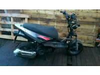 Generic 125 barn find scooter