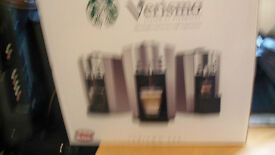 TOP OF THE RANGE STARBUCK COFFEE MAKER-VERISIMO 600 NEW