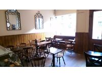 Cafe / Coffee Shop / Class 3 Hot Food Business for sale