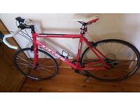 ****Gorgeous red Carrera Zelous Road Bike for sale. Barely used, great condition!!*****