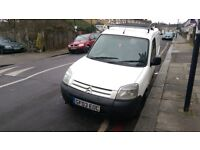 Selling an excellent 02 Berlingo.