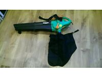 Powerbase leaf blower/vacuum for sale LIKE NEW
