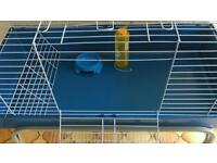 As New large indoor rabbit guinea pig cage with stand